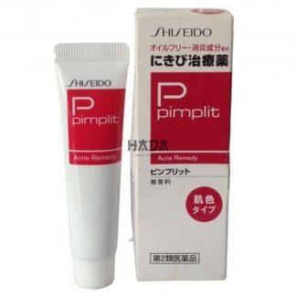 kem-tri-mun-shiseido-pimplit-nhat-ban-15g